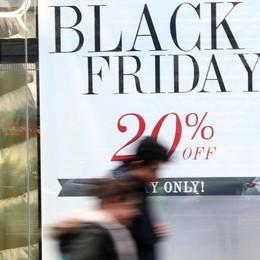 C'è fermento per il Black Friday Ecco cosa succederà il 24 novembre