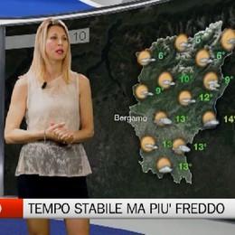 Ecco le previsioni meteo Tempo stabile ma più freddo