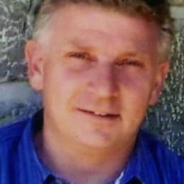 Il dolore di Valnegra per Lanfranco  Era papà di due bimbi di 4 e 8 anni