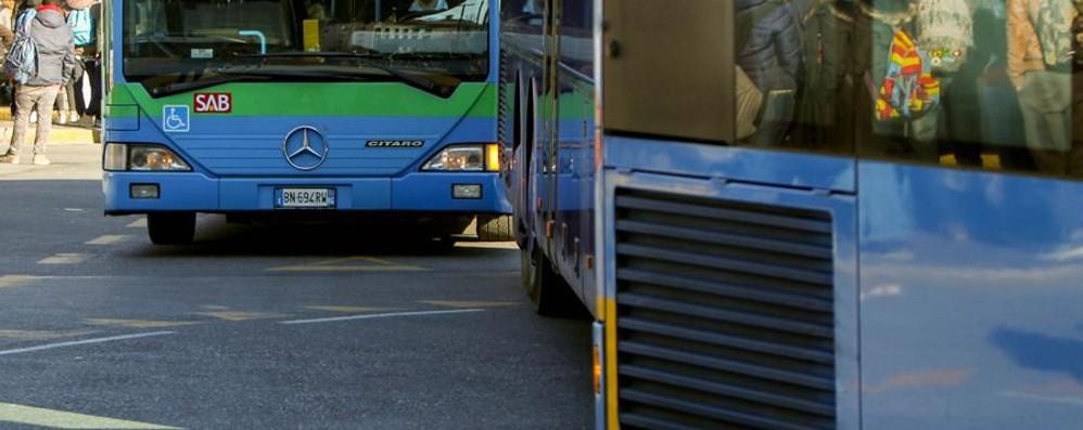 Ancora allarme trasporti in Bergamasca 300 mila chilometri di corse a rischio