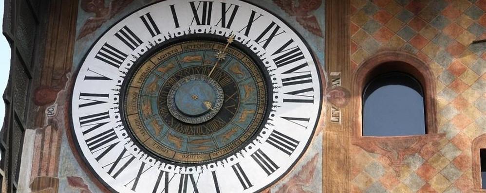Clusone e i segreti dell'orologio di Fanzago