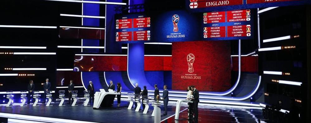Mondiali di calcio senza l'Italia Svezia con Germania, Messico e Corea