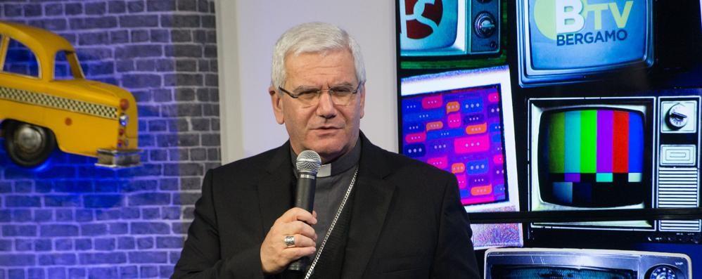 Per la catechesi dell'Avvento il vescovo in «Radiovisione»