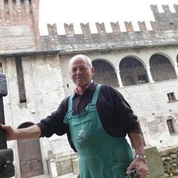 Addio a «Giacomino» Bergamaschi L'uomo dei segreti di Malpaga