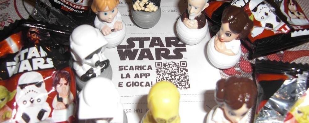 Ecco i nuovi Rollinz di Star Wars Esselunga ci riprova con la saga