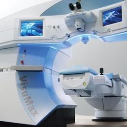 I laser refrattivi per una vista come nuova