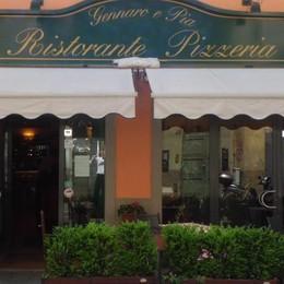 Un ristorante «formato famiglia» Gennaro e Pia compie 45 anni