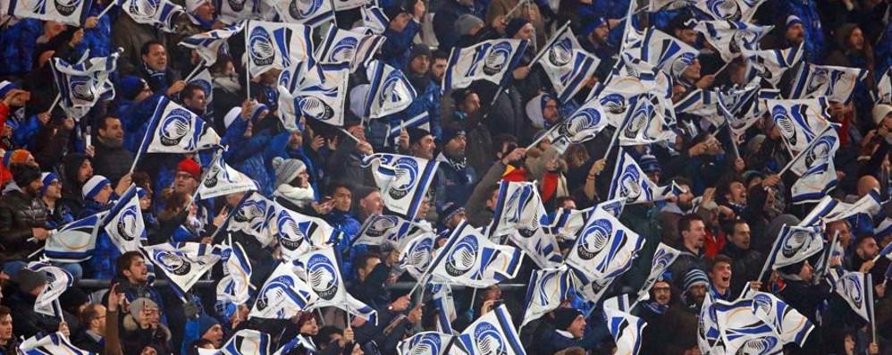 Atalanta, sarà un nuovo esodo di tifosi Già «in pista» per la trasferta a Dortmund