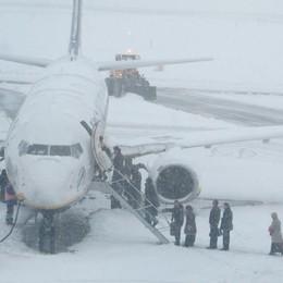 Cancellato il volo Francoforte-Bergamo 200 passeggeri bloccati in Germania