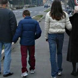 Divisioni in casa i figli prime vittime