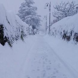 Nord Italia nella morsa di gelo e neve Scuole chiuse in Liguria e Toscana