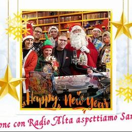 Mercoledì «Colazione» con S.Lucia A Radio Alta regali per tutti i bambini