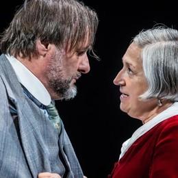 Teatro, la Prosa si sposta al Sociale Donadoni e Paiato in Play Strindberg