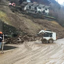 «Frane, a rischio il 9% del territorio» Coldiretti: situazione preoccupante