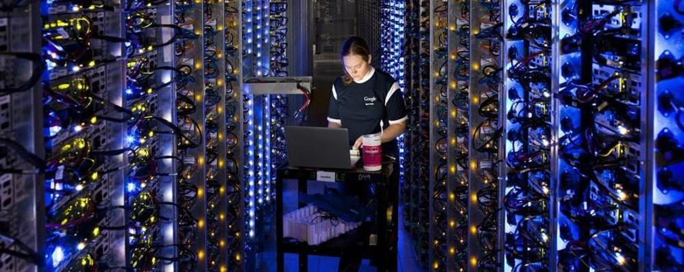 Aruba, futuro digitale per i giovani E l'Engim lancia corso per informatici