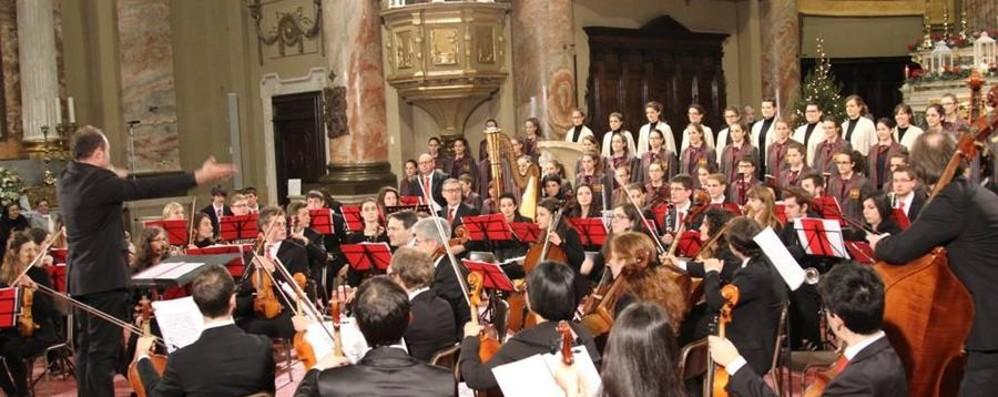 Concerto di Natale Sabato ancora posti liberi