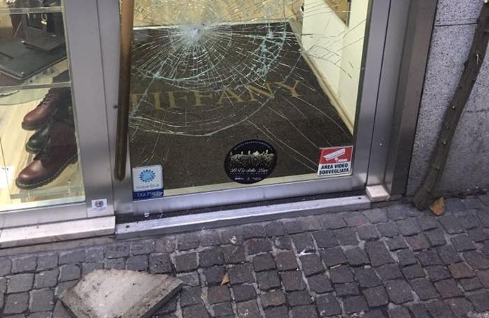 La vetrina di Tiffany