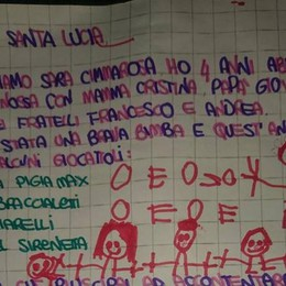 I desideri per S. Lucia in un palloncino In Repubblica Ceca c'è chi li esaudisce