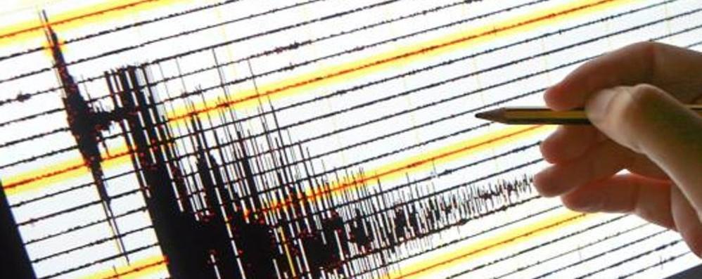 La terra trema in Sud Italia Terremoto nel Canale di Sicilia