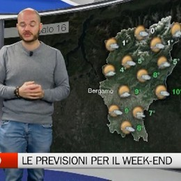 Meteo - Le previsioni per il week-end