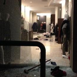Pontirolo, boutique assaltata a mazzate Bottino da decine di migliaia di euro
