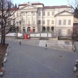 Terminati i lavori sulla  piazza  Ora Carrara e Gamec sono più vicine