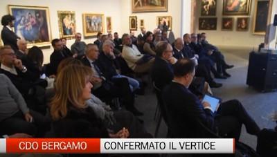 CdO di Bergamo: Capitanio confermato al vertice