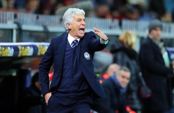 Campionato Serie A 2017-2018 Genoa - Atalanta Gasperini