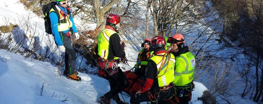 Escursionista disperso trovato senza vita  Schilpario, muore 52enne di Calcinate