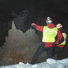 Escursionista non rientra a casa Ricerche in corso a Schilpario