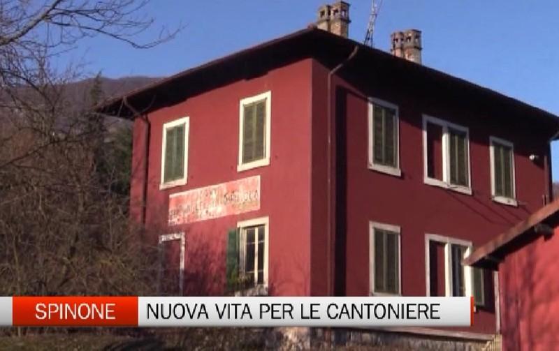 Spinone Al Lago Nuova Vita Per La Casa Cantoniera Video Spinone