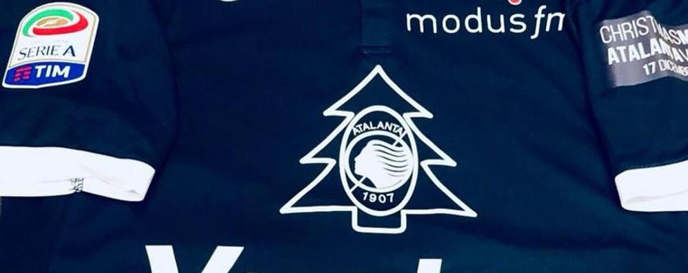 «Christmas Match», all'asta le maglie Si parte con «TuttoAtalanta»