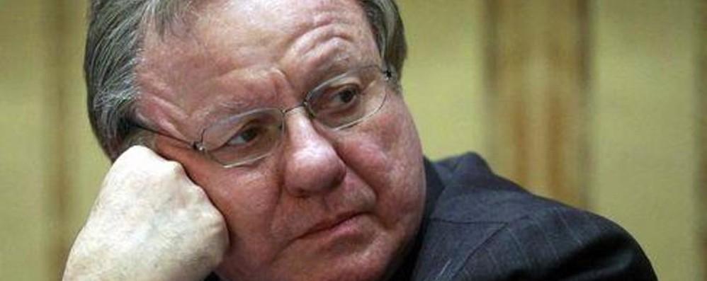 Incidente, morto l'ex ministro Matteoli Nel 2009 inaugurò il Tram delle Valli