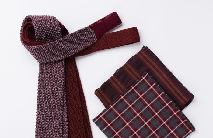 Cravatte e pochette raffinate di Thomas Mason, brand del Gruppo Albini