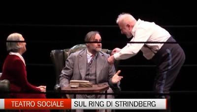Al Sociale il matrimonio sul ring di Play Strindberg con Paiato, Donadoni e Castellano