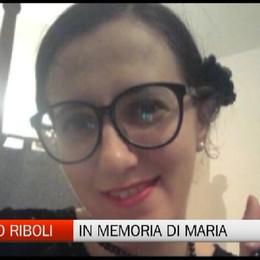 Cerimonia di consegna del «Premio Maria Riboli»