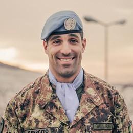 «Il mio Natale in missione qui in Libano» Su L'Eco intervista al parà bergamasco