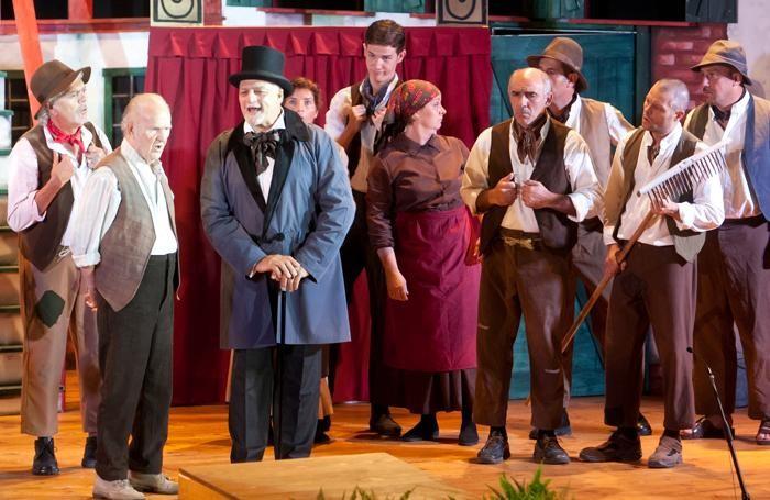 La Compagnia Stabile del Teatro del Gioppino di Zanica