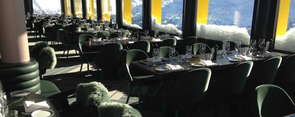 S. Moritz, cucina gourmet sulle piste Aperto il White Marmot