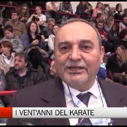 Pedrengo - Il karate del Csi compie vent'anni.