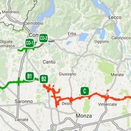 Pedemontana, l'autostrada infinita Il primo progetto è del lontano 1963