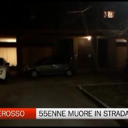Monterosso, si sente male in strada Era appena uscito di casa, muore 55enne