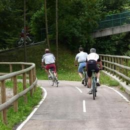 Tutti in sella in Valle Brembana In bici da  Almè fino a Zogno