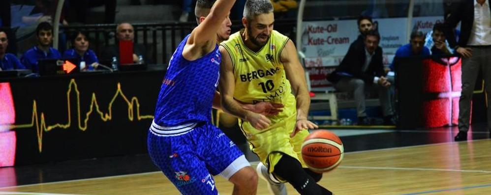 Bergamo tenta il colpo a Ferrara La Remer con Latina per vincere