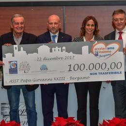 «Cancro primo aiuto» in campo Raccolti 100 mila euro di fondi