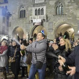 Festa annullata in piazza Vecchia Ma il Capodanno si farà nelle ex carceri