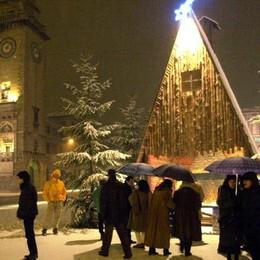 Sarà l'ennesimo Natale senza neve L'ultima volta in città? Ormai 17 anni  fa