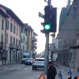 Statale 42 più snella in Valcavallina Cosa cambia con il semaforo intelligente