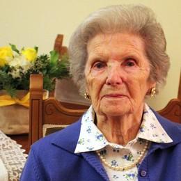 Stezzano, il secolo di Candida «Nei miei 100 anni ho vissuto due vite»