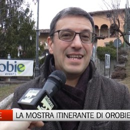 A Cerete la mostra itinerante di Orobie